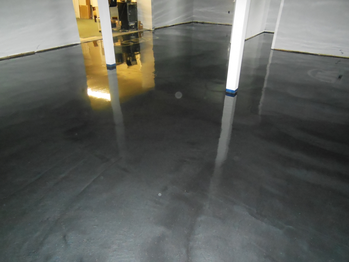 Reflective Flooring Flycti Concrete Technology Inc