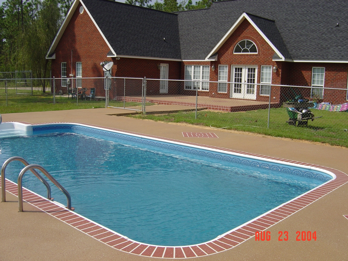 Pool deck flycti concrete technology inc for Pool design jobs