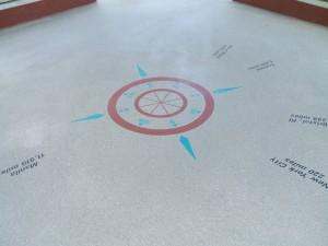 Barry Jones Compass