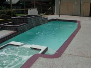 hughes pool